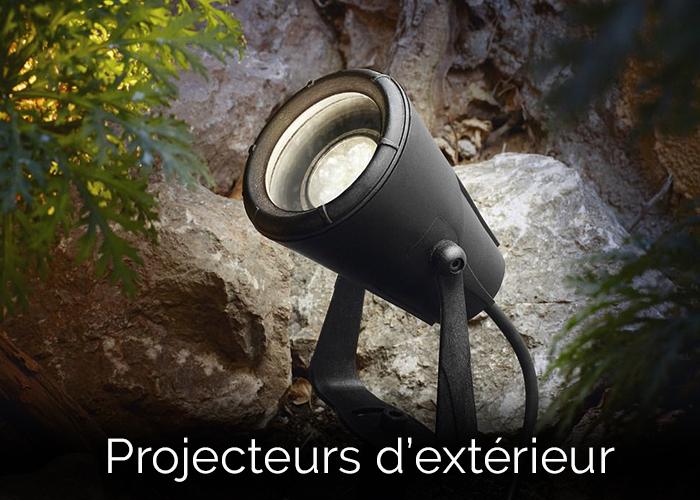 Projecteurs d'extérieur