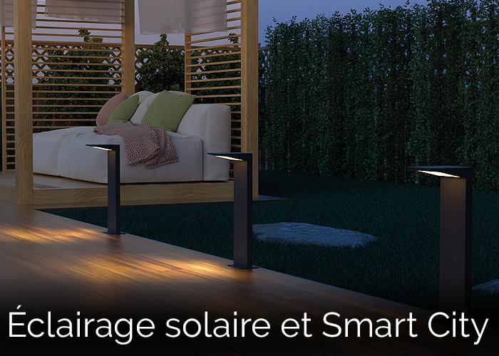 solaire et smart city