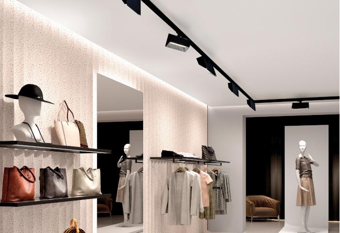 La importancia de la iluminación técnica en espacios retail
